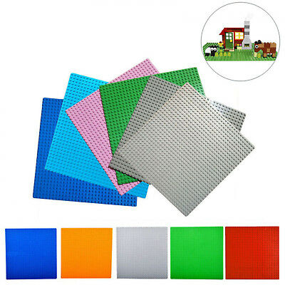 New Lego Baseplates Base Plates Brick Building 32 x 32 Dots Bluish Colorful Kids