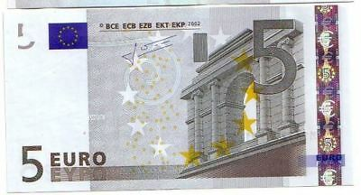 Germania   5 € trichet R001E5  FDS