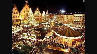 3 Night Brussels Christmas market For Two People Including Return Ferry Travel