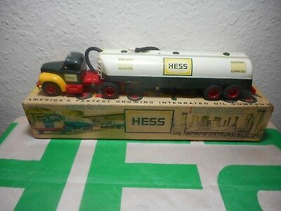 1964 Hess Tanker: The First Christmas Release