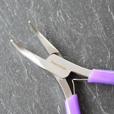 Jewellery Pliers Bent Nose from the Fine Range by Beadsmith