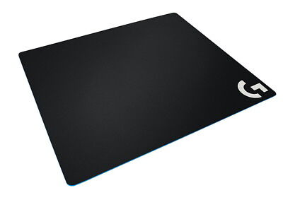 Logicool G640R Large Cross Gaming Mouse Pad Black from Japan New Free Shipping