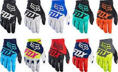 2017 Fox Racing Dirtpaw Race Gloves Motocross Dirtbike, cycling offroad