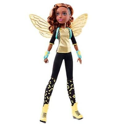 Mattel Figure DC Super Hero Girls Bumble Bee Puppe Kinderspele Spielzeug