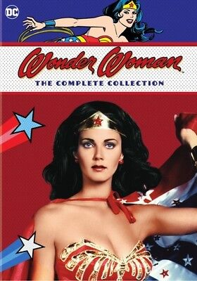 Wonder Woman: The Complete Collection (DVD,2007)