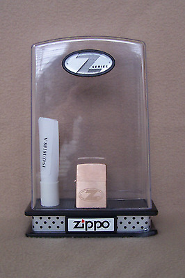 Zippo Lighter    Z-Series Solid Copper  01943/10188 A