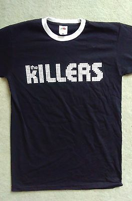 The Killers tour shirt 2017. Size small .