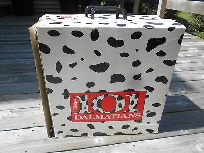 1996 McDonald's 101 Dalmation's collectible set