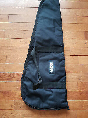 Padded electric guitar gig bag  stratocaster  and telecaster type bag