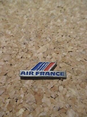 collection pins AIR FRANCE logo transport avion