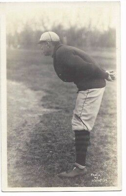 Real Photo Post Card - John McGraw NY Giants Manager Baseball 1914 RPPC