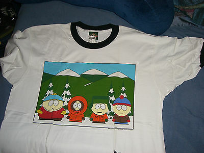 South Park  1997 (The Original 4) T-Shirt & Kenny Sticker