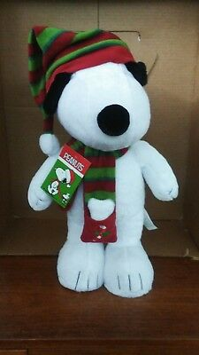 Peanuts 2016 20 Inch Snoopy Standing Plush