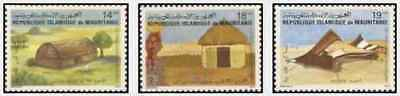 Timbres Mauritanie 510A/C ** lot 23188