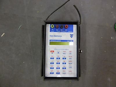 Time electronics model 1090 temperature calibrator