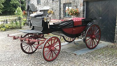 Sefton Landau, Horse Drawn Carriages, Offord and Sons 1891