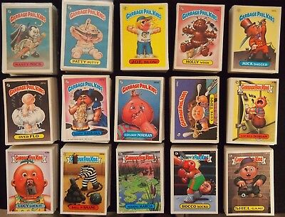Garbage Pail Kids OS All Series 1-15 Complete Set 1240+ Perfect Holiday GIFT