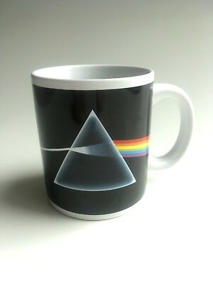 Pink Floyd Dark Side Of The Moon Ceramic Coffee Mug New In Box
