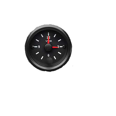 VDO Analogue Clock 370.001