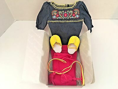 American Girl Beforever Julie's Tunic Outfit for 18-inch Dolls  NEW in Box