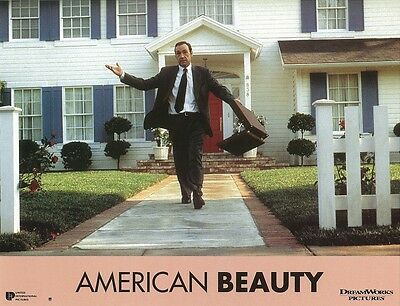 American Beauty lobby card : original french still #4 -  Kevin Spacey