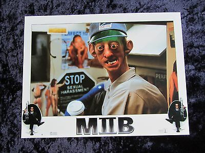 MEN IN BLACK. lobby card # 8  original French still
