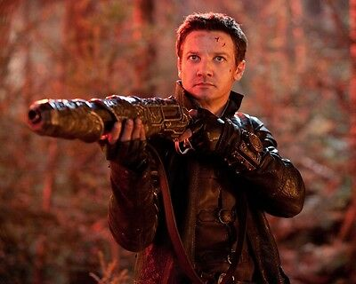 JEREMY RENNER movie photo print HANSEL and GRETEL WITCH HUNTERS