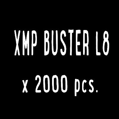 INGRESS XMP Buster L8 x 2000 pcs.