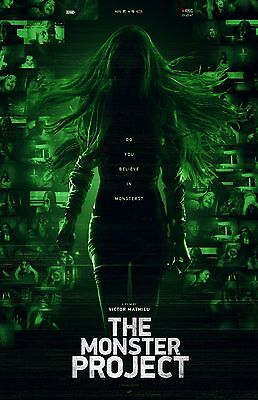 """The Monster Project movie poster (a) - 11"""" x 17"""" inches"""