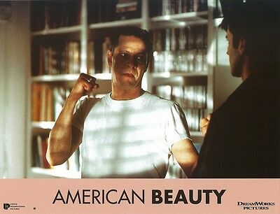 AMERICAN BEAUTY: original french still #2 -  CHRIS COOPER