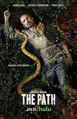 The Path poster  -  11 x 17 inches - Aaron Paul poster