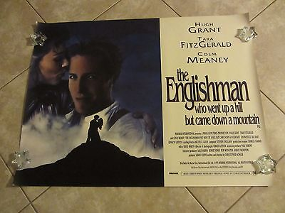 THE ENGLISHMAN WHO WENT UP THE HILL movie poster HUGH GRANT poster