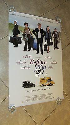 Before You Go movie poster - Julie Walters, John Hannah