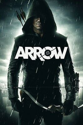 Stephen Amell poster (b)  Arrow poster 11 x 17 inches