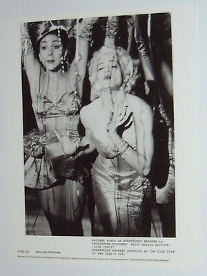 DICK TRACY  - black and white print - MADONNA #2