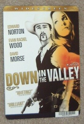 Down In The Valley promo art card - Edward Norton