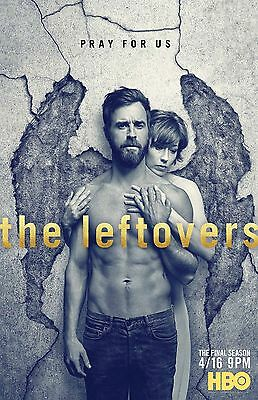 The Leftovers poster  -  11 x 17 inches - Justin Theroux