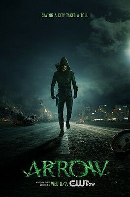 Stephen Amell poster (a) - Arrow poster - 11 x 17 inches