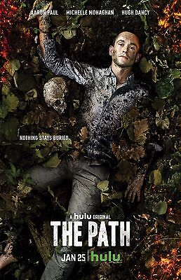 The Path poster  -  11 x 17 inches - Hugh Dancy poster