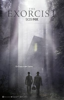 The Exorcist poster (b)   -  11 x 17 inches