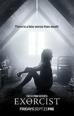 The Exorcist poster (a)   -  11 x 17 inches
