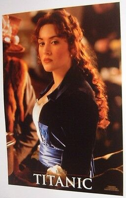 Titanic movie poster print # 2  - Kate Winslet poster