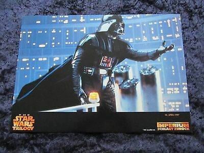 Star Wars movie poster - German style poster print # 2 - Darth Vader