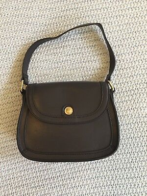 Janie and Jack Brown Faux Leather Saddle Bag Purse Equestrian NWT VHTF! 2016