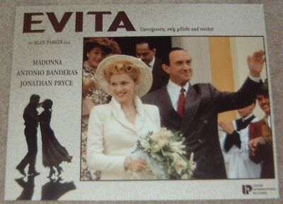 Evita movie poster print # 3 - Madonna poster - 11 x 14 inches