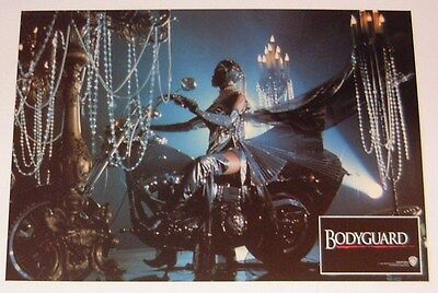 The Bodyguard lobby card print - Whitney Houston, Kevin Costner #8