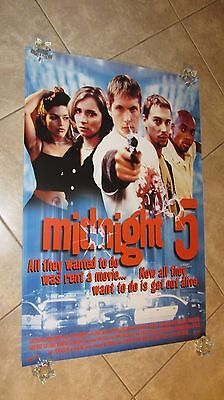MIDNIGHT 5 movie poster ALEXIS ARQUETTE poster