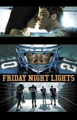 Friday Night Lights movie poster print : 11 x 17 inches (tv style)