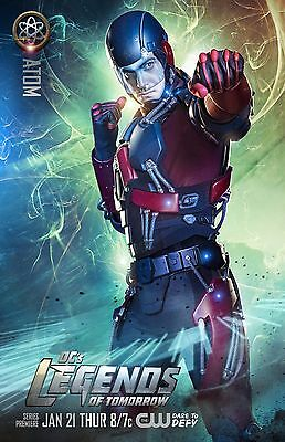 Legends Of Tomorrow poster (d) -  11 x 17 inches (Atom)