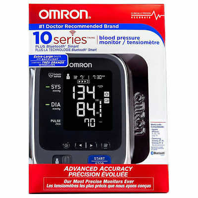 Omron BP786 10 Series Upper Arm Blood Pressure Monitor - FREE Canadian Shipping